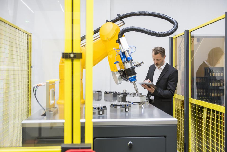 Five Predictions: The Impacts Of AI And Automation On The Future Of Work