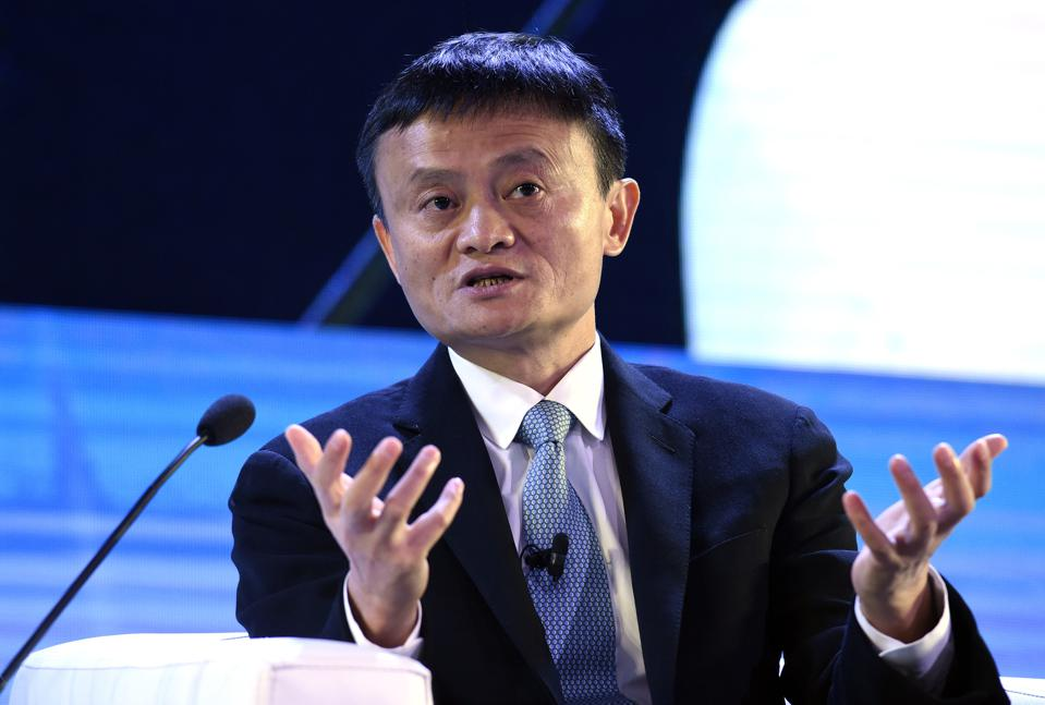 Jack Ma Is Criticized For Endorsing 12-Hour Days, Six Days A Week -- But He's Right About One Thing