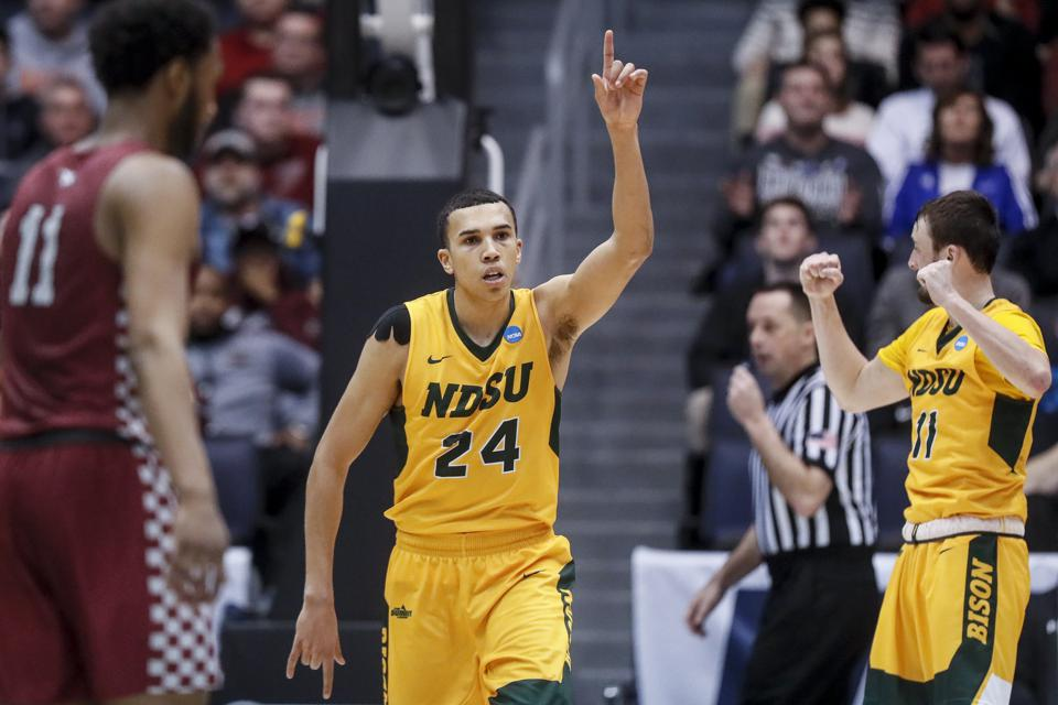 In The NCAA Tournament, Will A No. 16 Seed Knock Off A 1 Again?