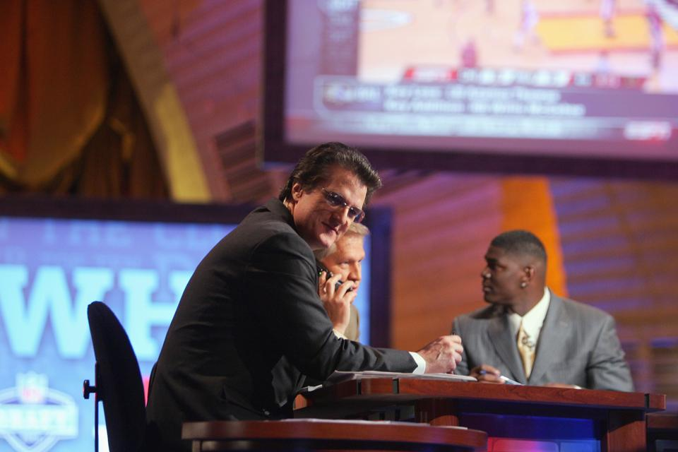 ESPN Draft Guru Mel Kiper Jr. Projects What The Jets Might Do With Their First Pick