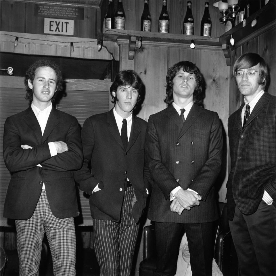 The Doors (Photo by Michael Ochs Archives/Getty Images)  sc 1 st  Forbes & Was The Doorsu0027 Classic Rock Song u0027Light My Fireu0027 Written At This Bel ...