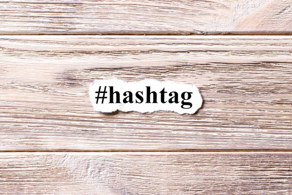 learn how to effectively use hashtags