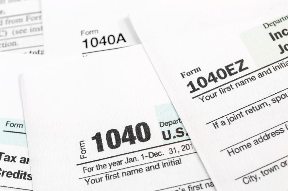 What The 2018 Tax Brackets Standard Deductions And More Look Like