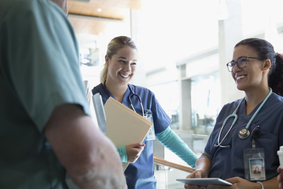 Health Care Staff Safety: It's Time To Protect And Empower The People Who Care For Our Loved Ones