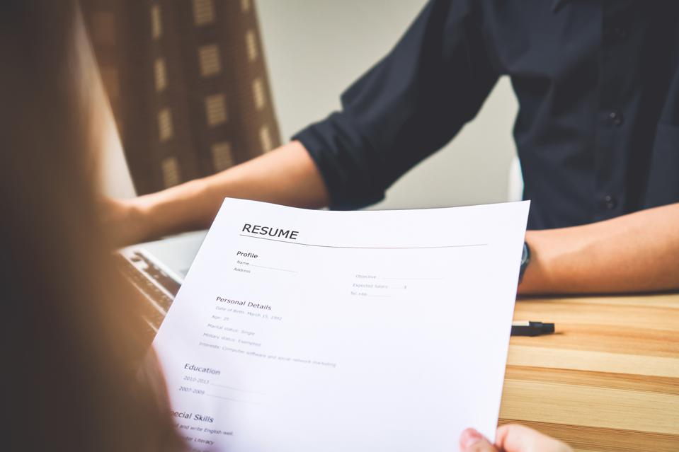 Council Post: Four Keys To Creating An Ageless Resume