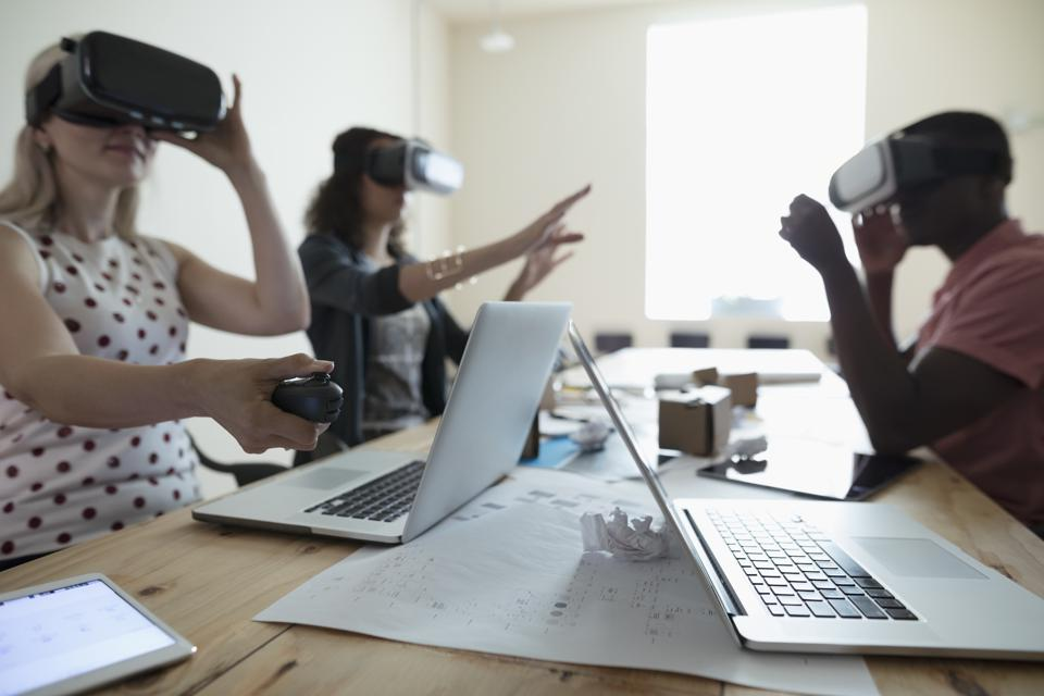Council Post: The Impact Of VR, AI And AR In The Workplace