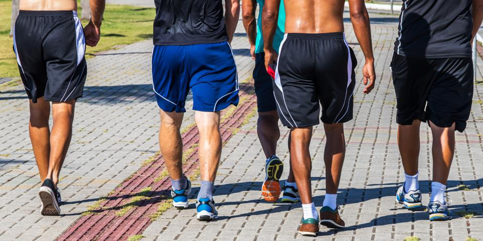 Why Walking Is A No-Brainer For Improving Brain Health