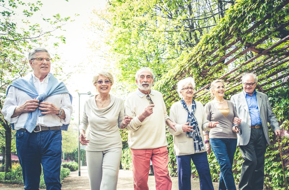 We're Number One (In Retirement Readiness Among Surveyed Wealthy Countries)