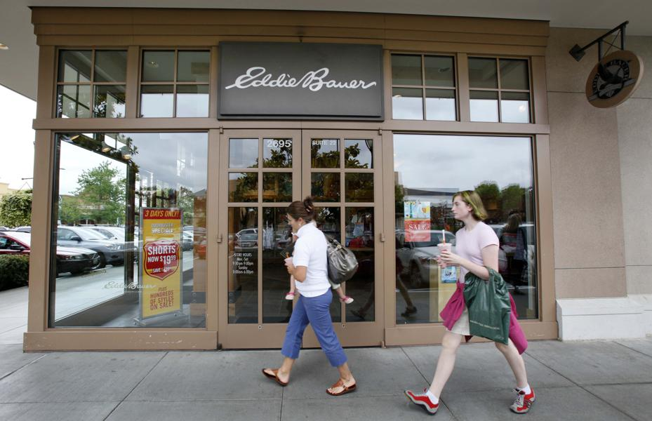 Combining Eddie Bauer And Pacific Sunwear Is A Funny Idea