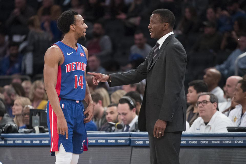 Who Will Be Back Next Season For The Detroit Pistons?