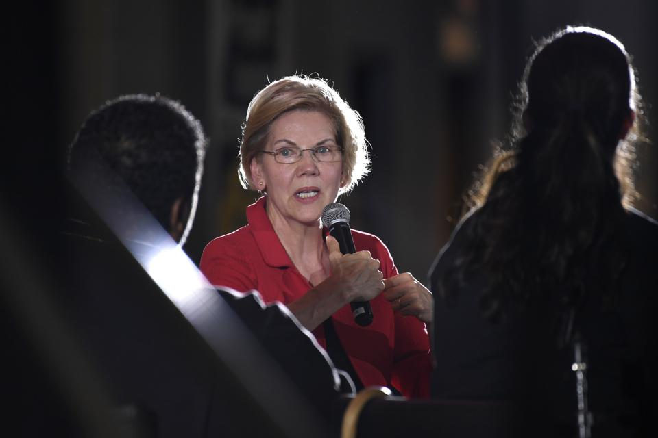 Would A Foreign Power Interfere To Get Elizabeth Warren Elected? The Geopolitics Of Busting Big Tech