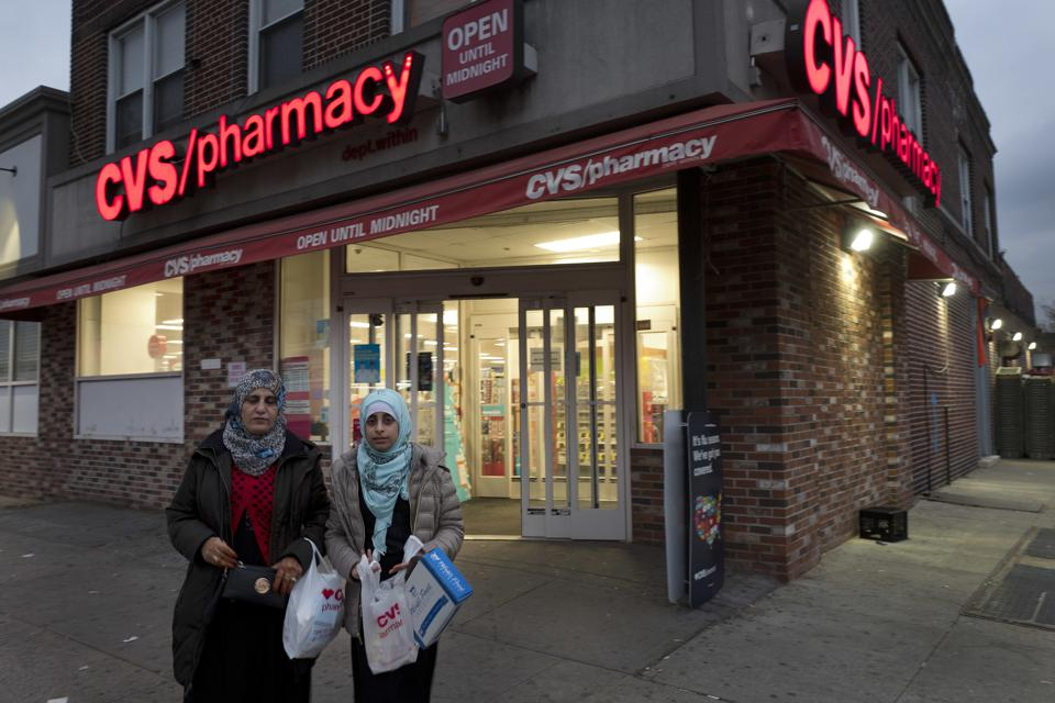 cvs turns healthcare upside down by buying insurer aetna