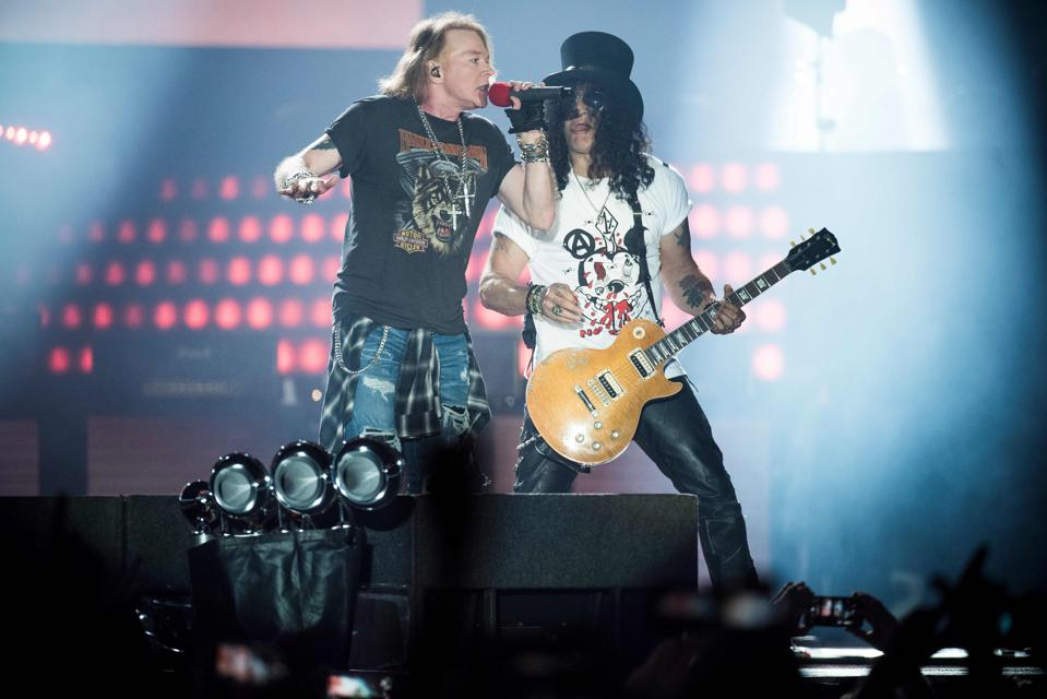 5 ways guns n 39 roses can spice up their 2018 tour dates. Black Bedroom Furniture Sets. Home Design Ideas