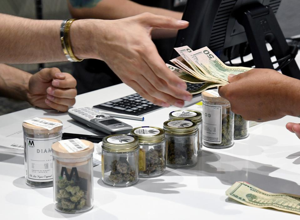 Nevada Makes $30 Million In Marijuana Taxes During First Six Months Of Sales