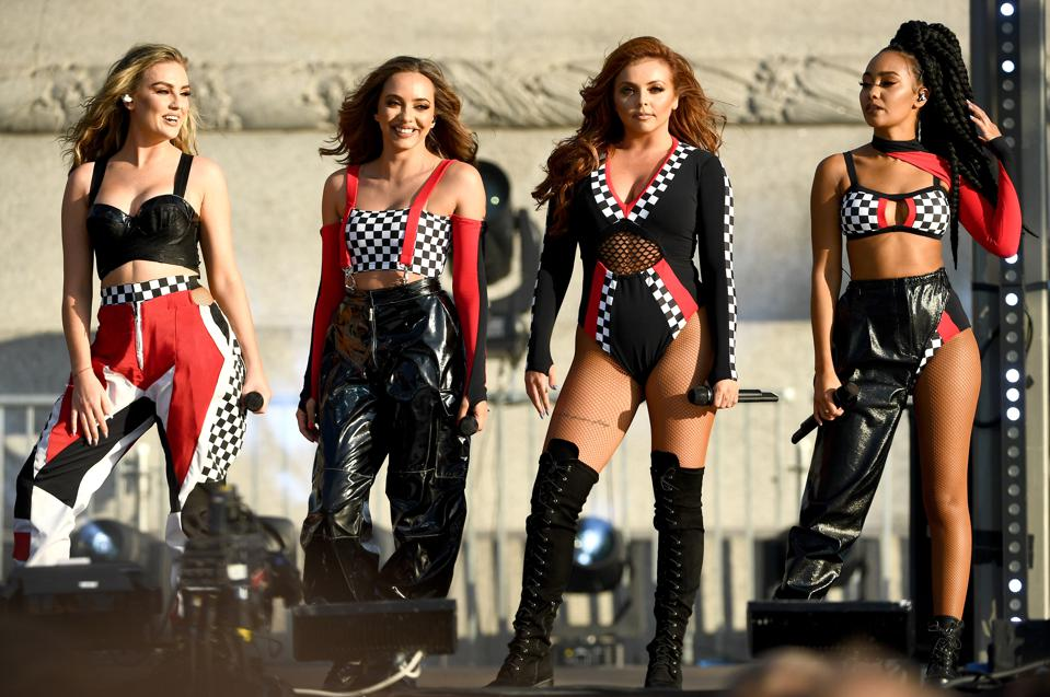 Little Mix Returns To The U.K. Top 10 Behind 'The Greatest Showman' At No. 1
