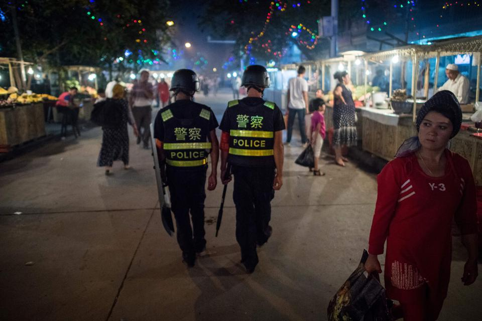 Xinjiang: How China Uses A Spying Smartphone App To Automate Citizen Oppression