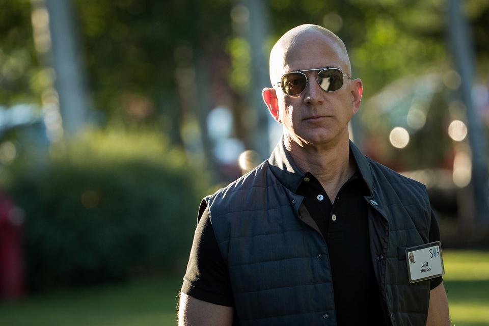 10 Ways To Think Like Jeff Bezos