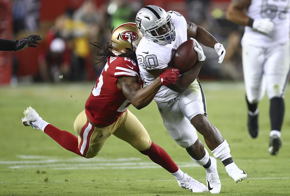 Oakland Raiders Trouncing By San Francisco 49ers Part Of The Plan