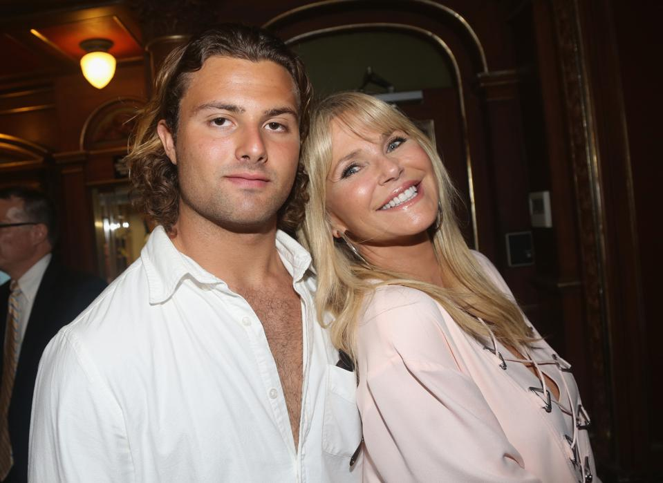 Jack Brinkley-Cook, Christie Brinkley's Son Launches Non-Stop Luxury Service To The Hamptons