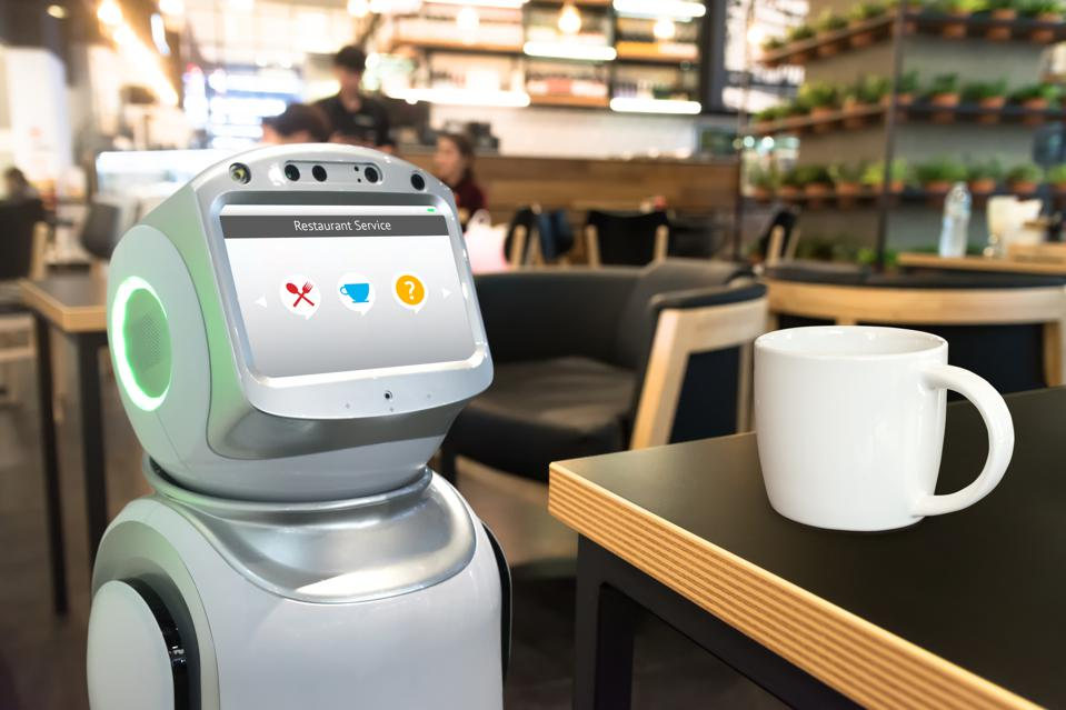 AI And Personalization Transforming An Unlikely Industry: Fast Food