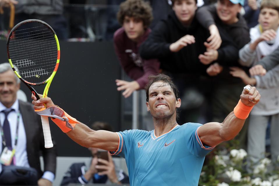 Rafael Nadal Beats Novak Djokovic To Win Italian Open As French Open Full Of History Looms