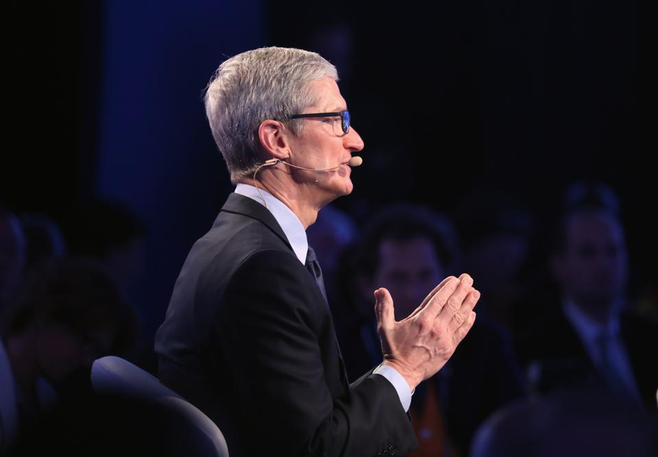 Tim Cook Finally Confirms Apple's Massive iPhone Battery ...