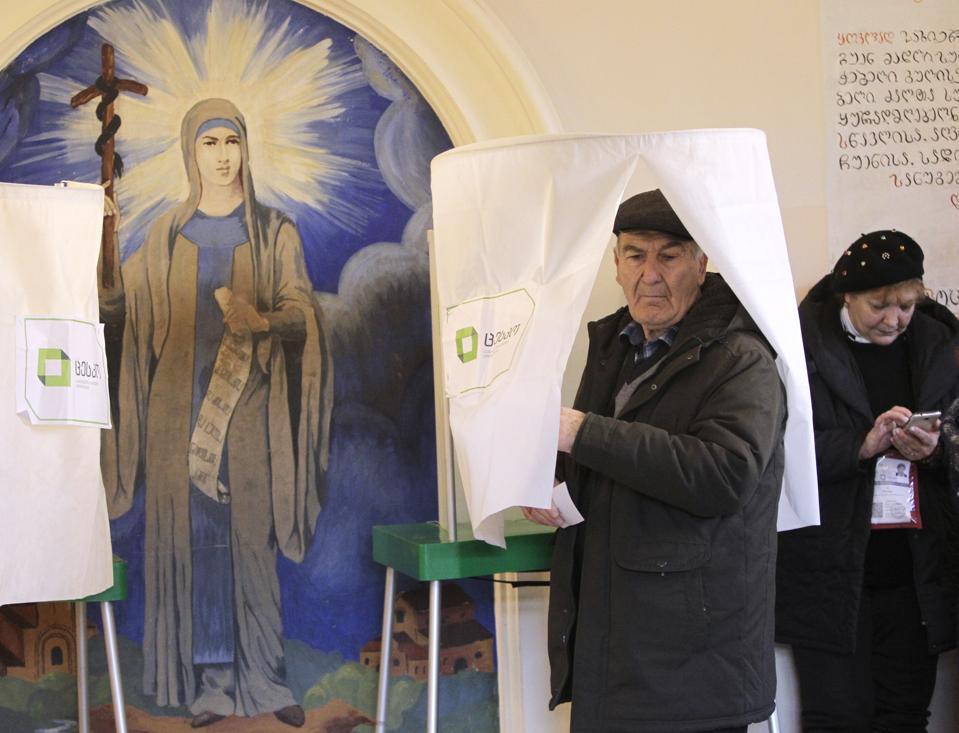 Change In The Caucasus: Georgia Looks To A Future Under President Zurabishvili