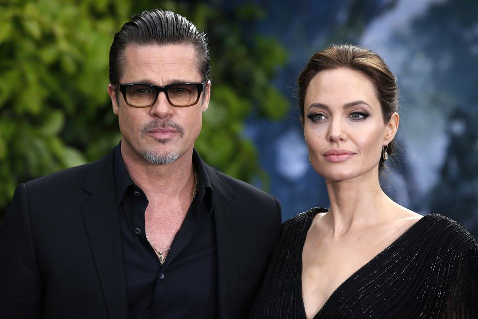 How Brad And Angelina Are Using Intra Family Loans To Manage Their Divorce