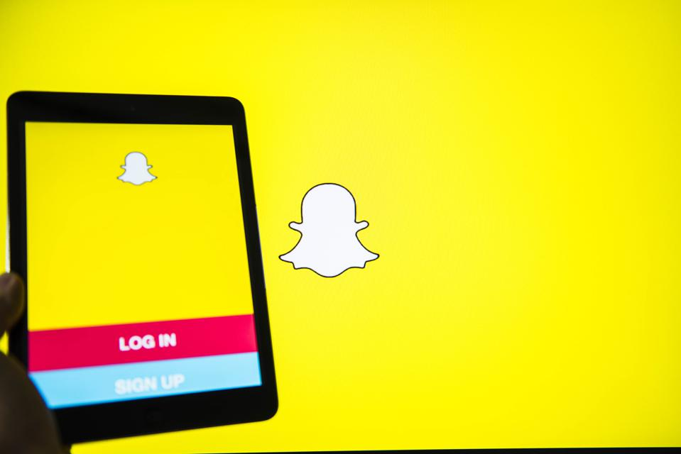 Snapchat's New Voice-Activated Lenses Point To A Wild Future For AR Advertising And Commerce
