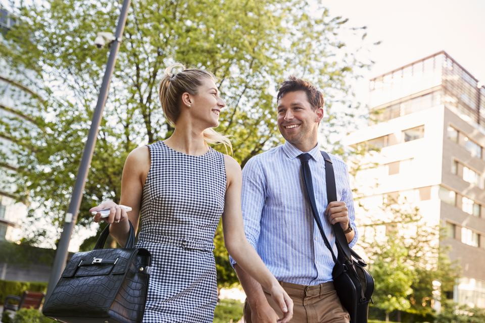 Build Marketing Muscle By Stepping Out Of The Office With Your Clients