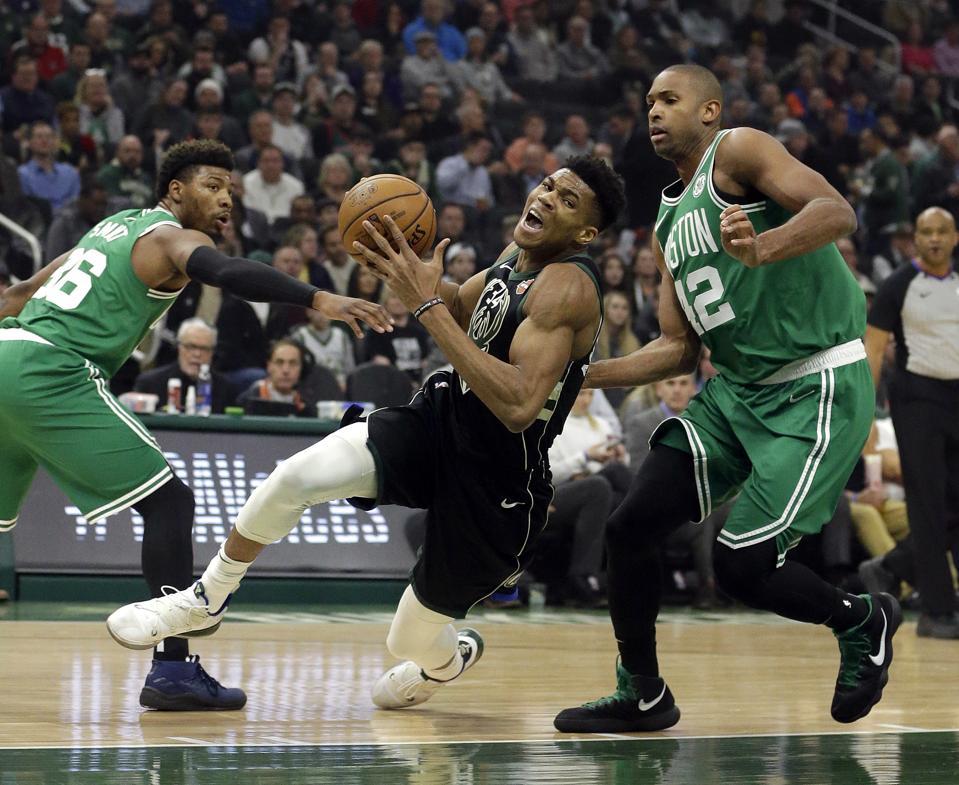 The Boston Celtics Have Entered The Gauntlet