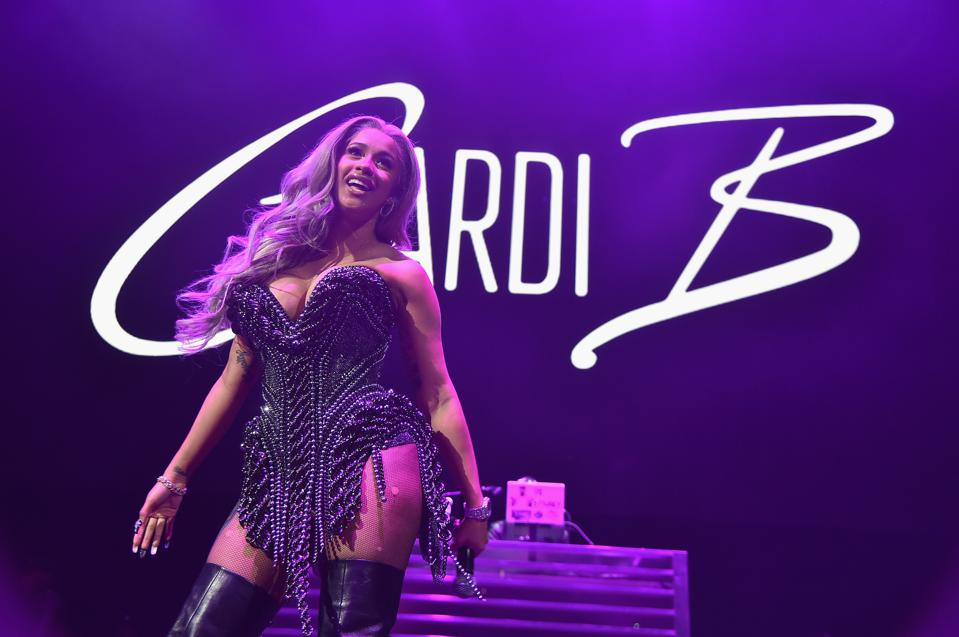Cardi B History: Cardi B Is The Latest Musician To Make History With 3