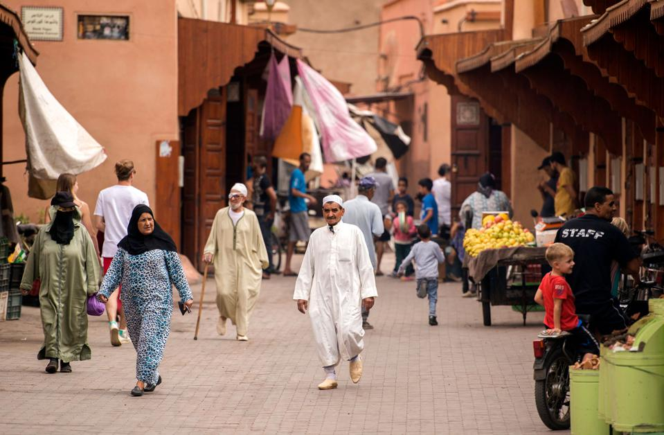 An Author And The Marrakech That Inspires Her
