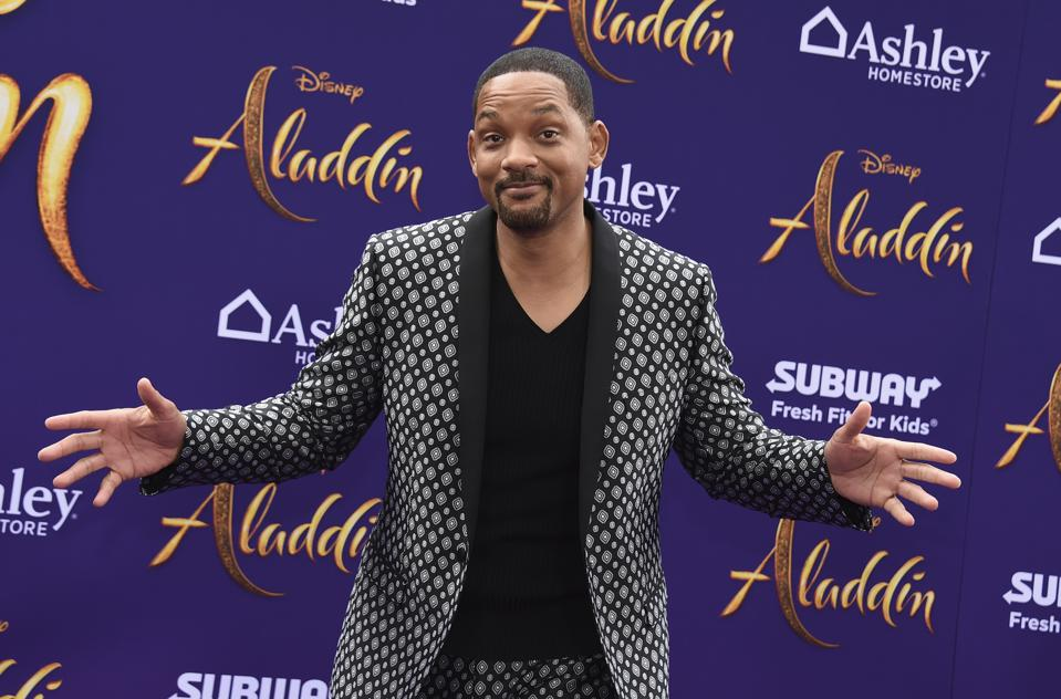 Review: 'Aladdin' Channels The Bland Charm Of Will Smith