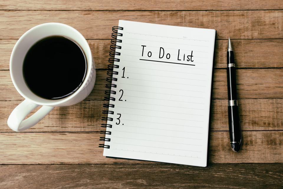 Use This Former President's Productivity Secret To Tame Your To-Do List