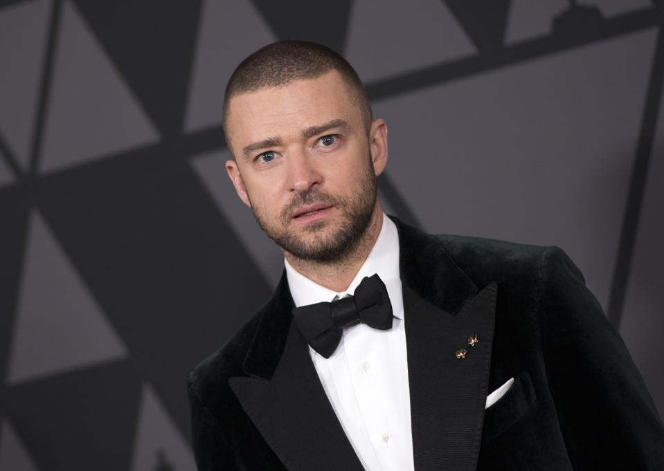 Justin Timberlake Returns With Robotic New Single 'Filthy'