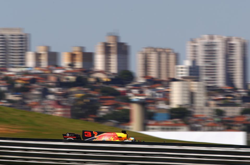 F1 Says It Lost $50 Million From Sponsors And Brazilian Grand Prix