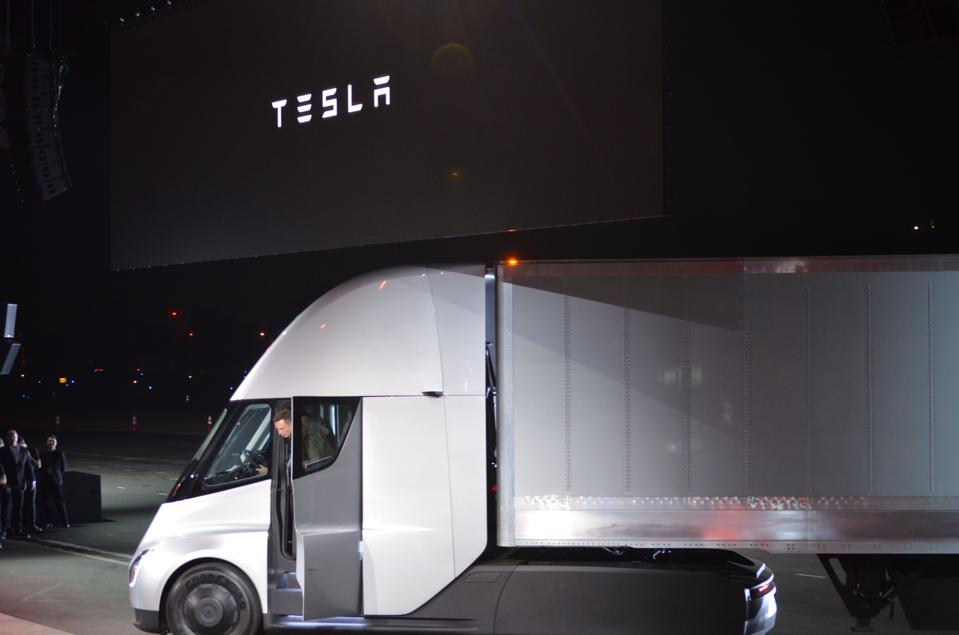 Beyond Teslau0027s Semi Truck: The Future Of Trucking And Transportation