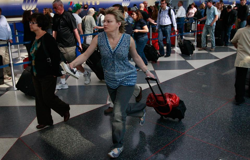 Memorial Day Madness: The Most Disrupted Air Routes In The US