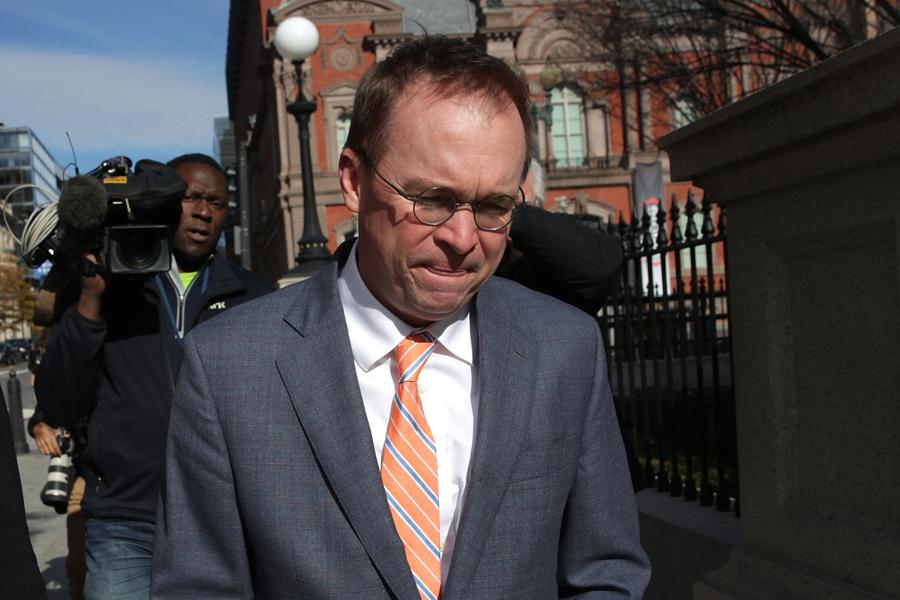"CFPB's Mulvaney Is On the Hot Seat For His Stunning ""Pay to Play"" Remarks"
