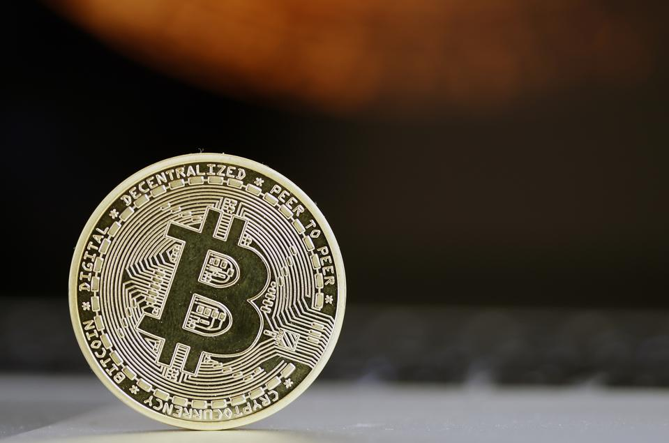 Bitcoin Climbs Above $12,000, Up 1,100% This Year