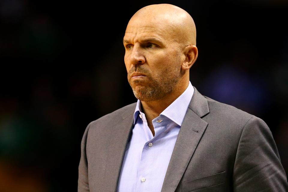 Jason Kidd, Luke Walton And The Lakers' Continued Descent Into Madness