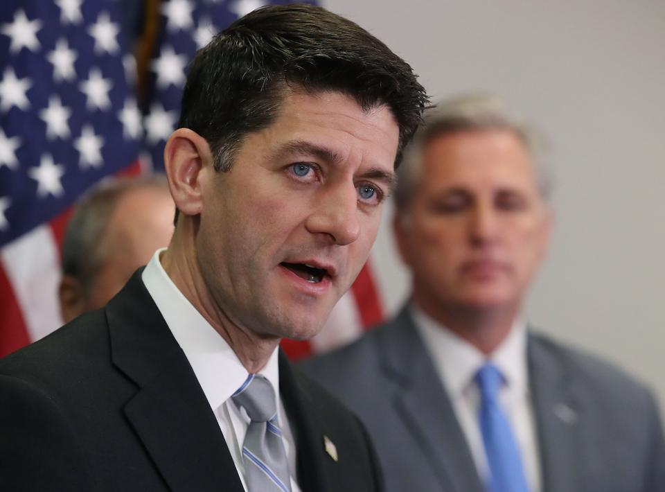 House Republicans May End Student Loan Forgiveness