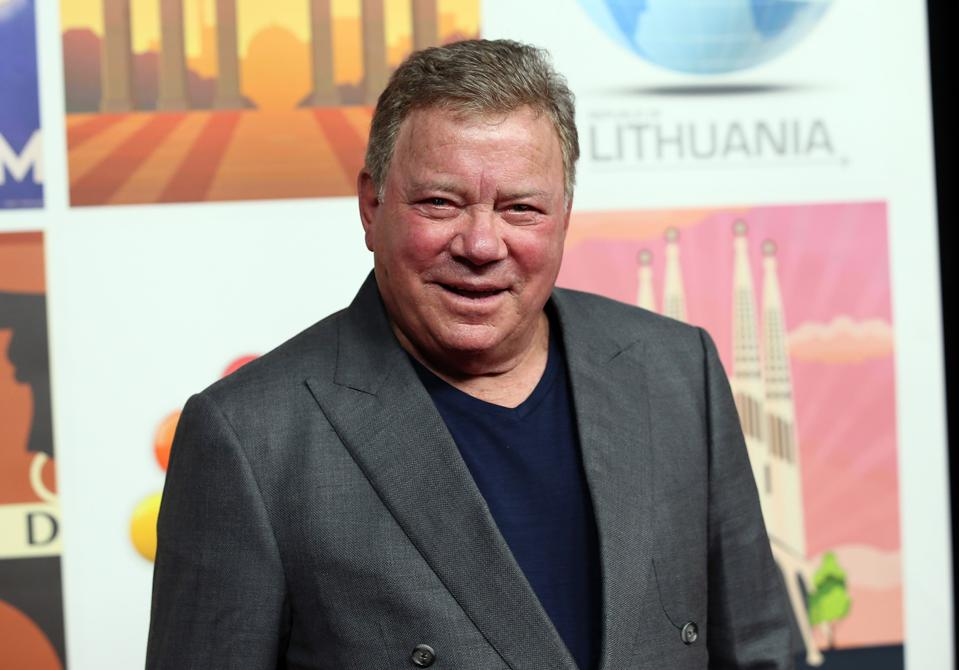 William Shatner's Betting On The Bitcoin Price With Solar-Powered Mining