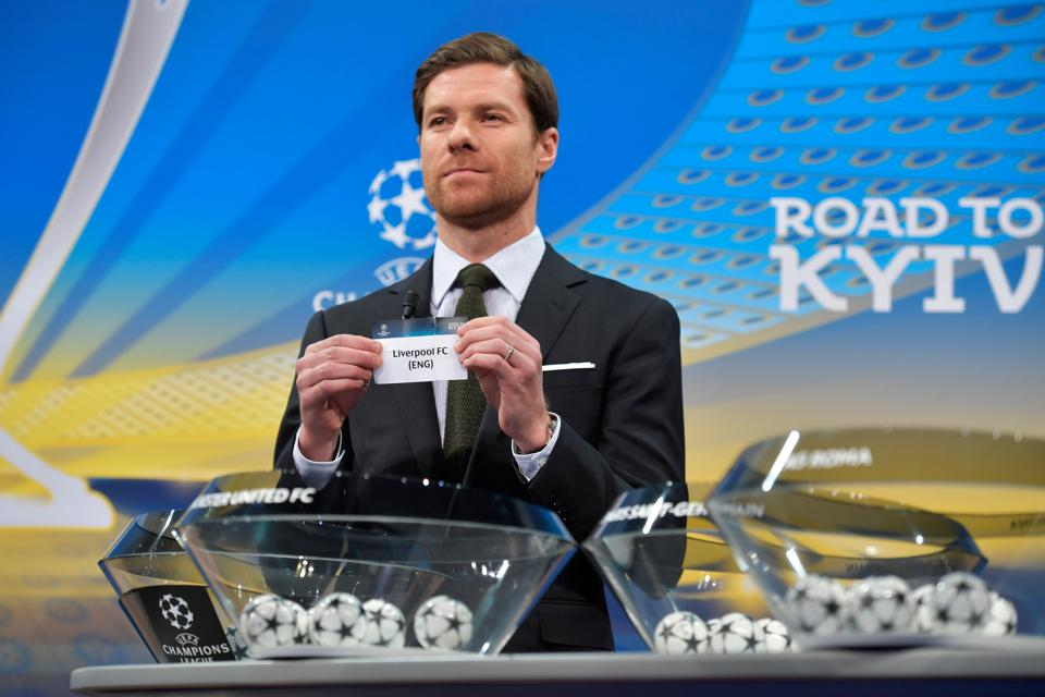 UEFA Champions League Draw: Real Madrid Vs. Paris Saint-Germain Is The  Marquee Match