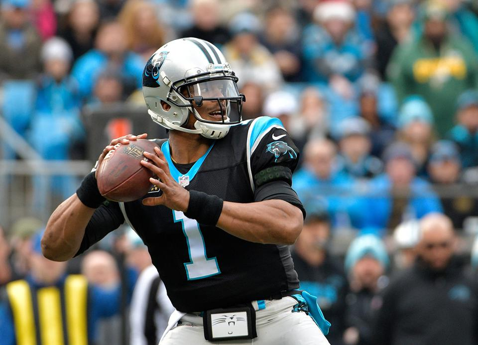 f7bafac0416 Cam Newton and the Carolina Panthers will likely have a new owner in place  ahead of the 2018 season. (Photo by Grant Halverson Getty Images)
