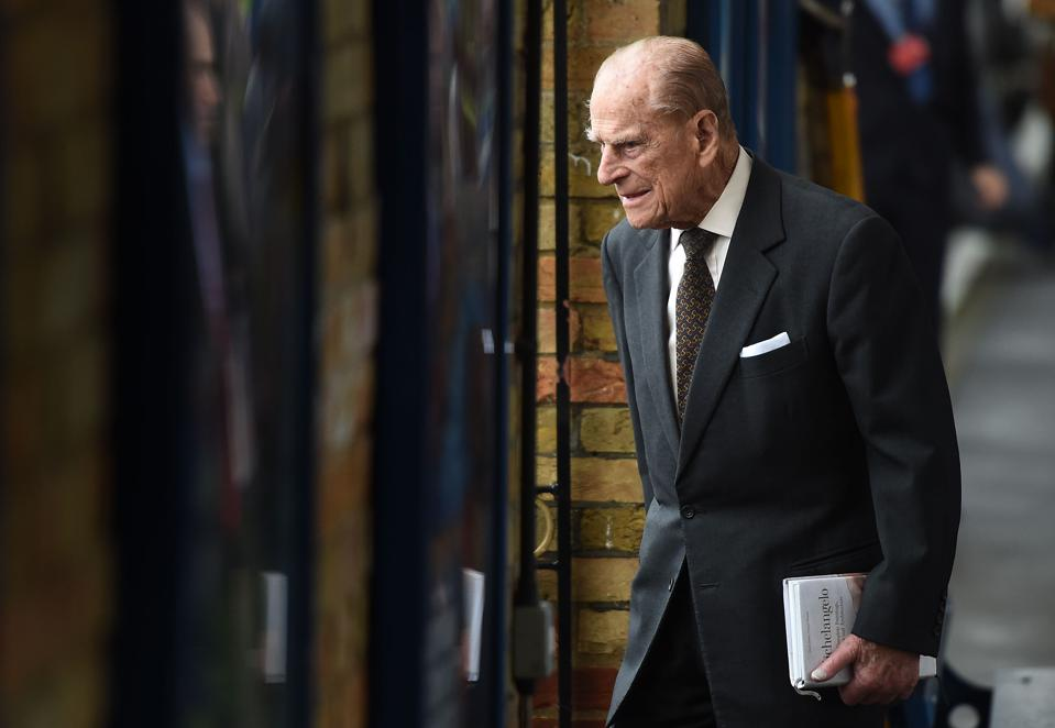 Prince Philip, 97, Survives Car Wreck Caused By Him Near Sandringham, But Will He Continue To Drive?