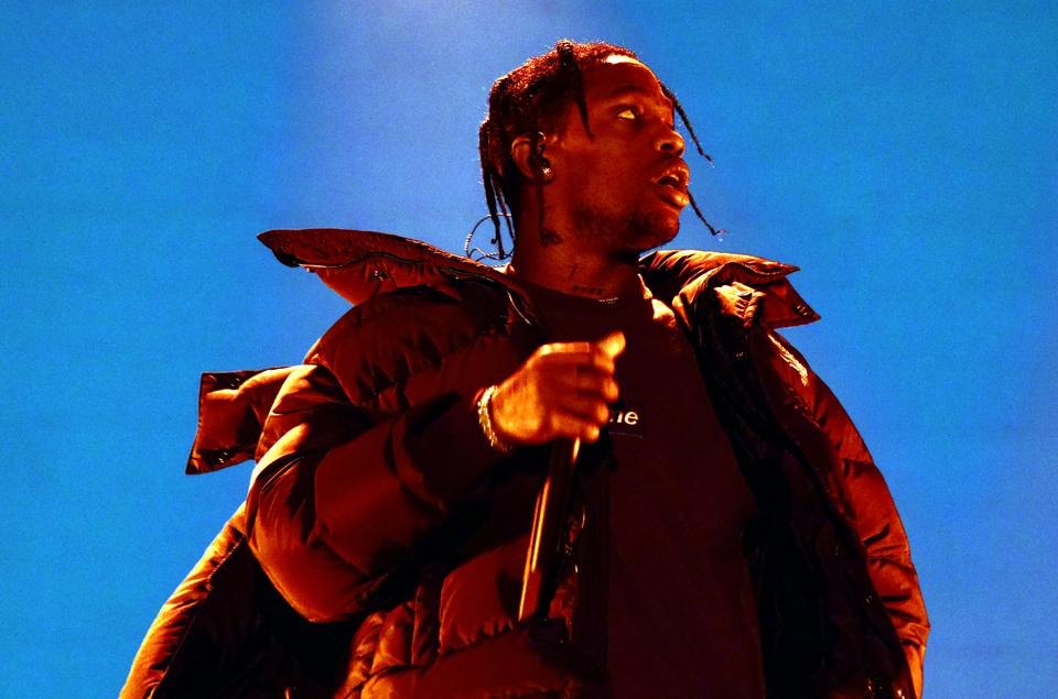Travis Scott's 'Sicko Mode' Is Now Tied As The Second Longest-Running Top 10 Hit Ever