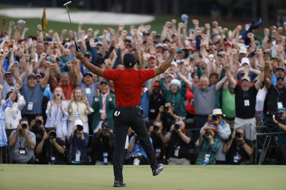 Tiger Woods, The Masters Win, And The Story Of Resiliency
