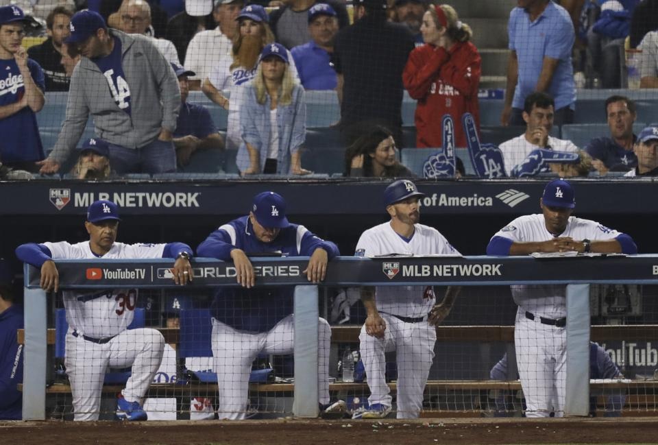 Dave Roberts, His Dodgers And 'The Great Lame Robbery'